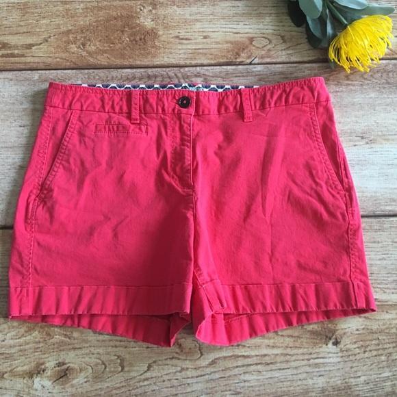 Size 8 Purple//Lilac Boden New Lottie Linen Shorts